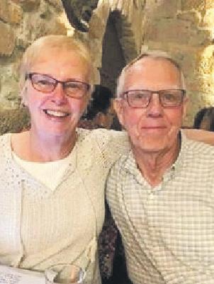 Larry and Joanne Klyn