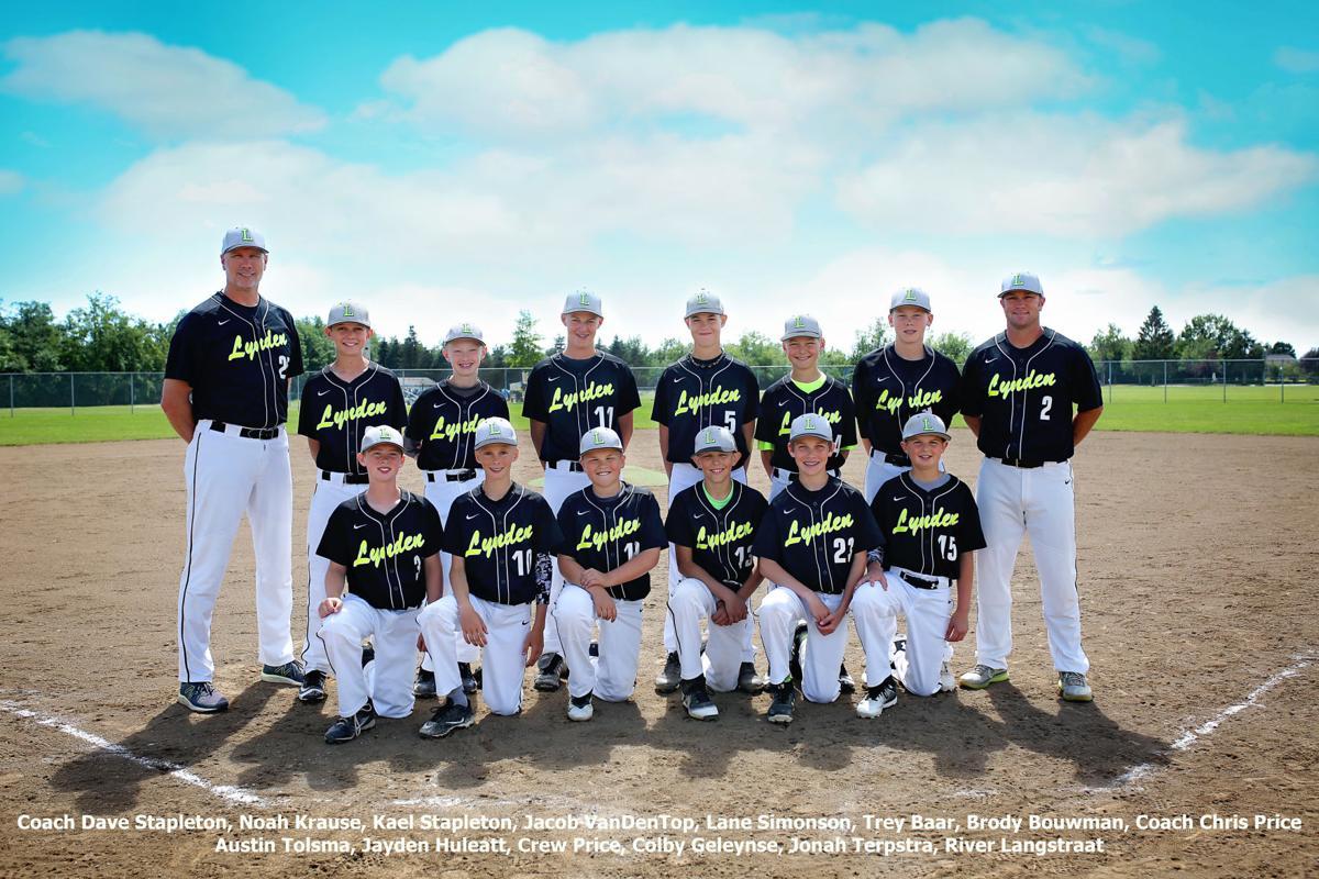 Three Lynden boys baseball teams on to regionals | Sports