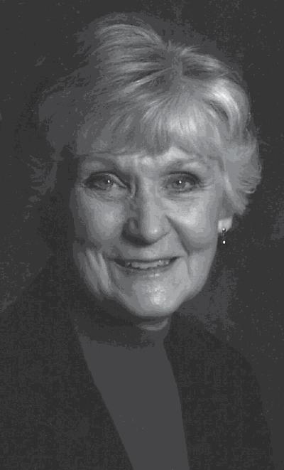 Dorothy Blankers