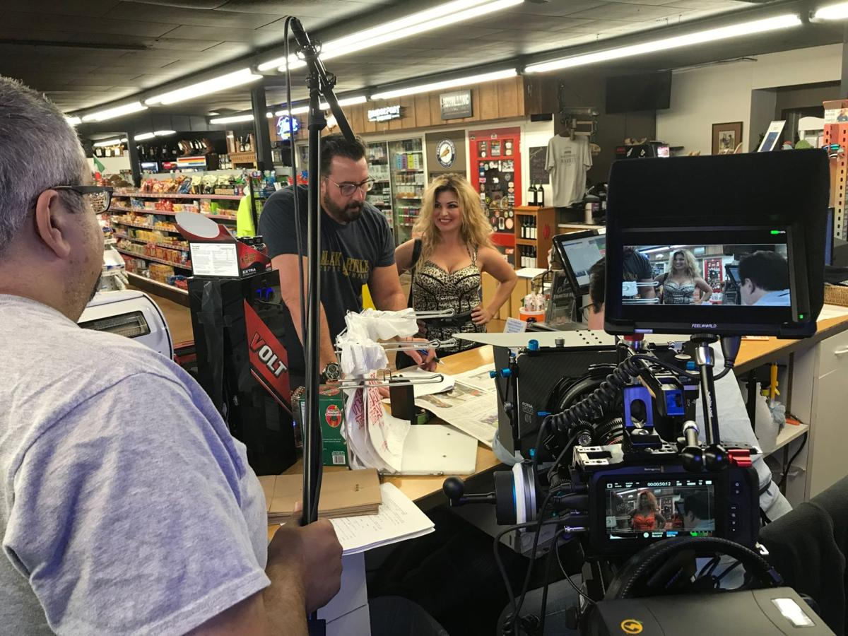 Filming 1