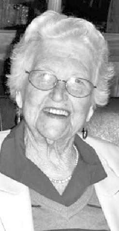 Lucille Feenstra Clark