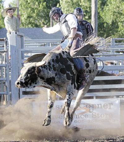 Burke cowboy claims top prize at Prairie Village