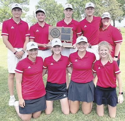 Chester claims State B boys crown by two shots
