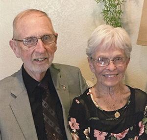 Robbins' 60th anniversary is Thursday