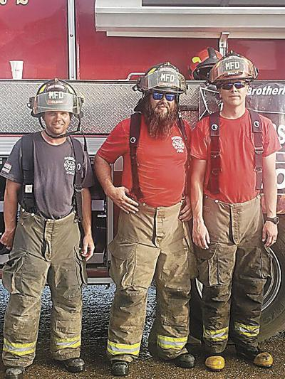 Madison firefighters win ground monitor at state fire school