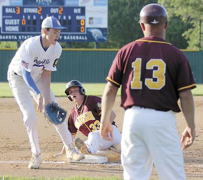 Post 25 snaps two-game skid with 15-0 win over Hartford/Humboldt