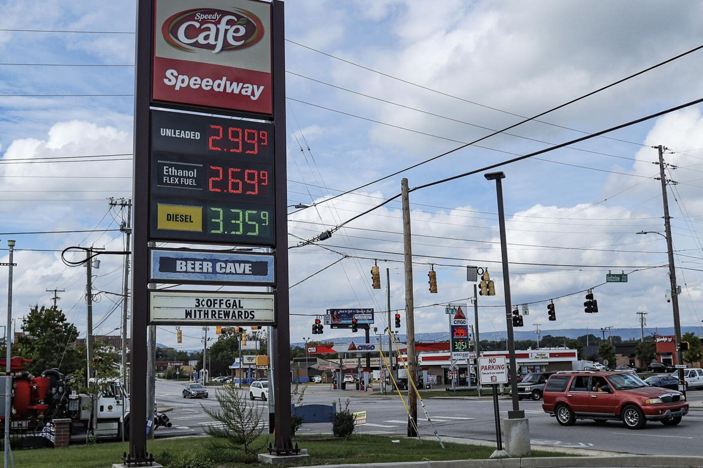 Tennessee Gas Prices