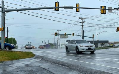 The intersection of Murfreesboro Pike and McGavock Pike