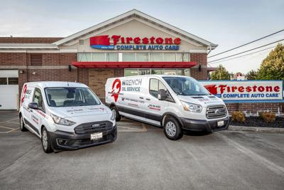 Bridgestone and Wrench partner for investment