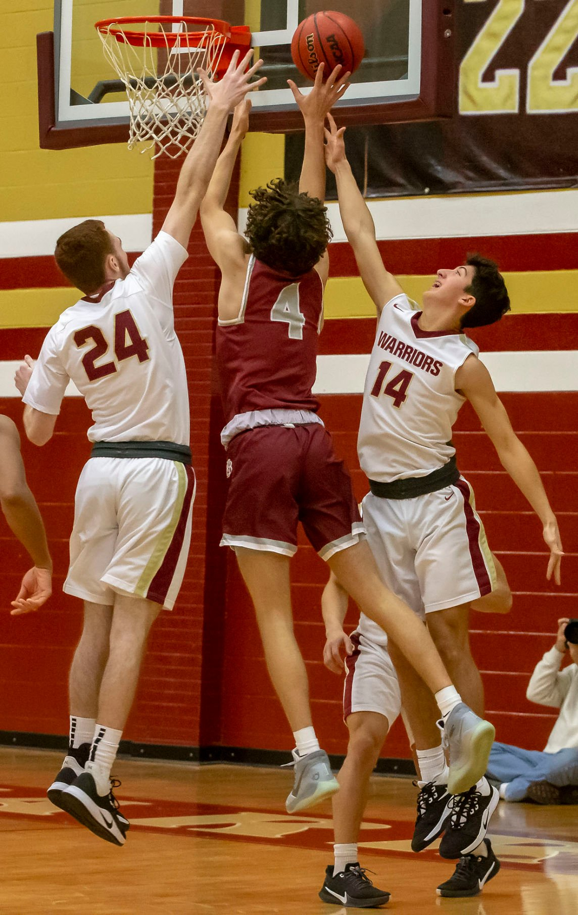MBA too much for Riverdale in 60-47 victory