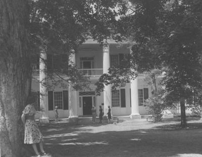 Hermitage 1938 - Way Back Wednesday