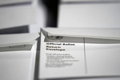 Election 2020 North Carolina Absentee Ballots