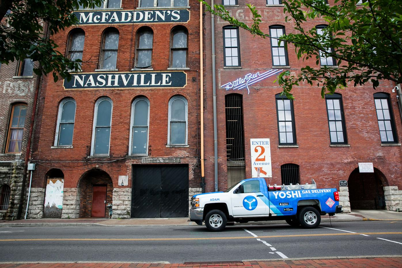 Yoshi Fuel has relocated its headquarters to Nashville.