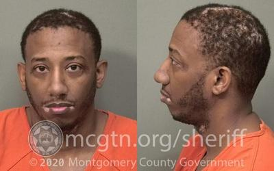 Indiana man charged with rape, incest in Montgomery County