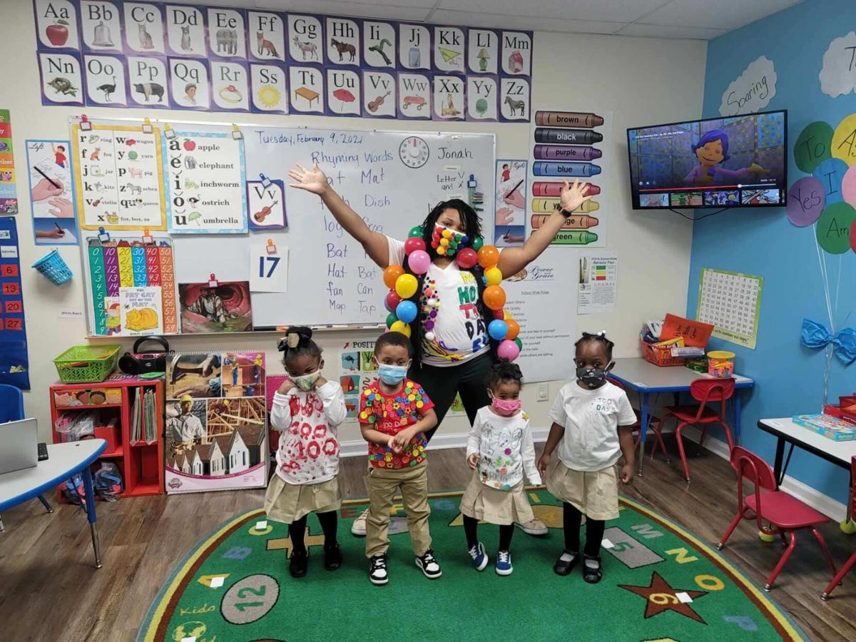 Despite pandemic, prep academy students celebrate 100 days