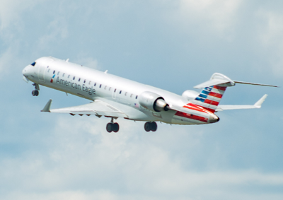 American Airlines out of GNV Regional Airport