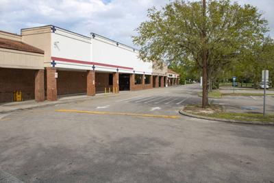Site of proposed grocery store in East Gainesville