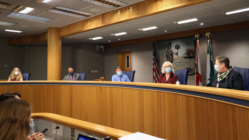 Alachua County Board of County Commissioners meeting
