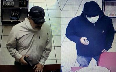 Caring Pharmacy robbery suspect