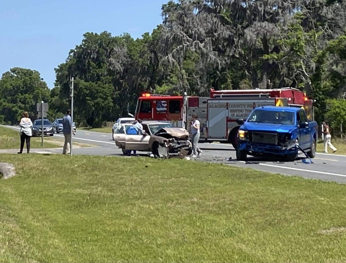 accident at Alachua Learning Academy