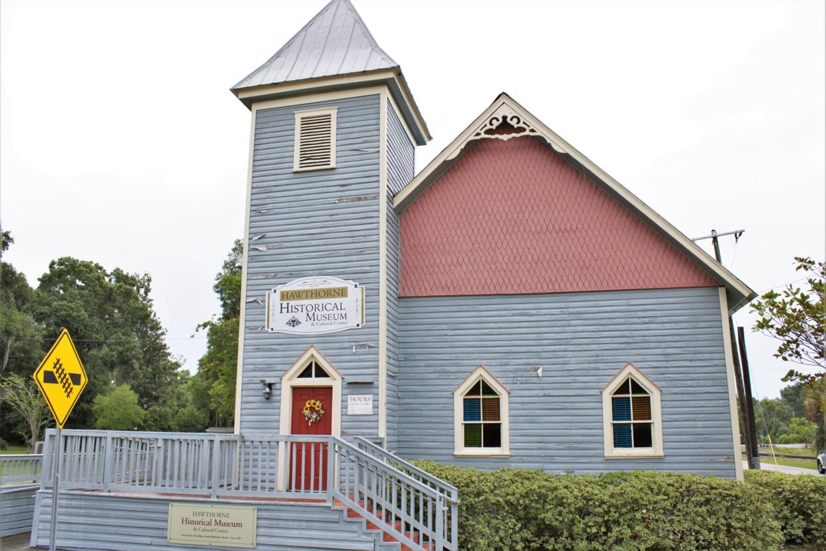 Hawthorne Historical Museum and Cultural Center