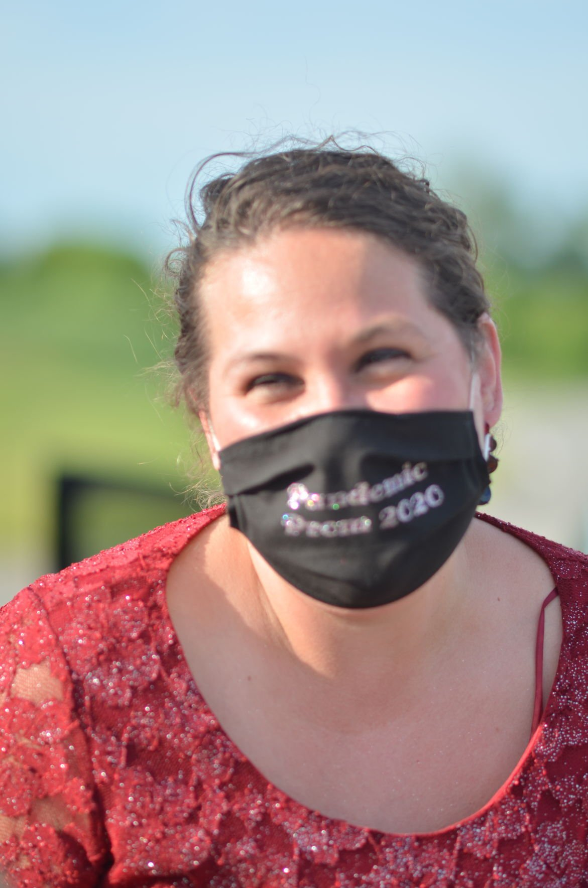 Fairview High's Pandemic Prom, a crowning success