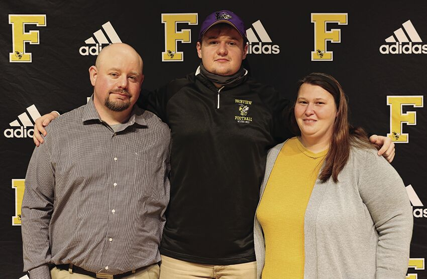 FHS Brian Kuhn signs with Bethel