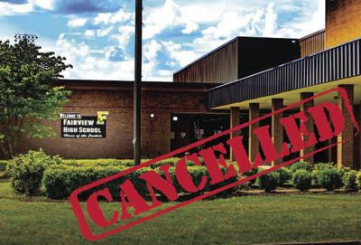 WCS cancels Fairview High classes, game