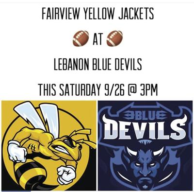 FHS football resumes with Saturday game in Lebanon