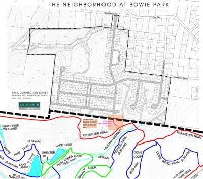 "Fairview Planning Commission to see Master Plan for ""The Neighborhood at Bowie Park"" tonight"
