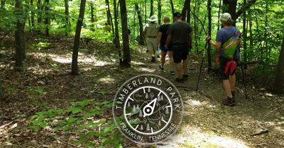 August Nature Programs offered at Timberland Park