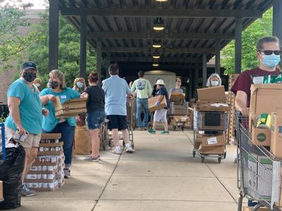 GraceWorks hosting Mobile Food Pantry in Fairview Saturday