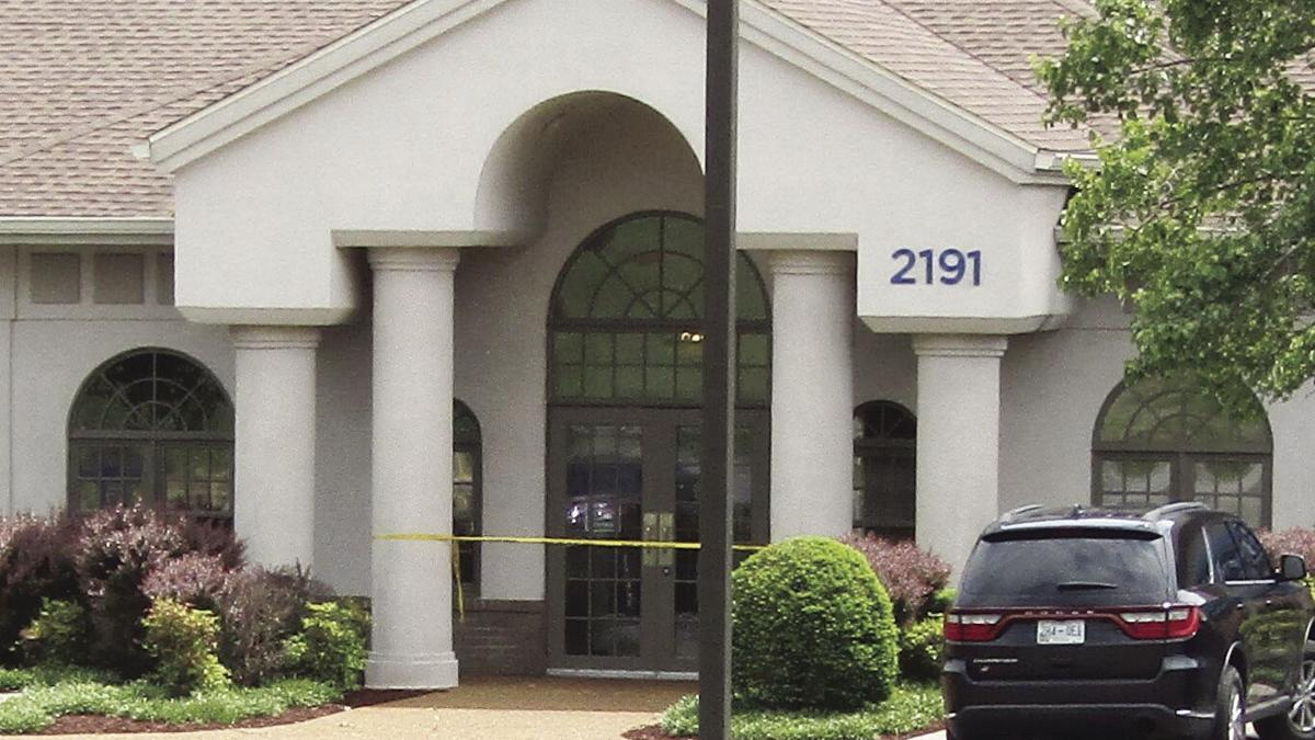 Fairview bank robbed, suspect flees on foot