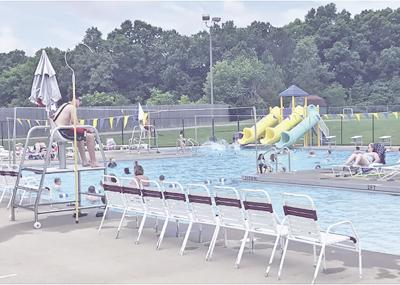 WCPR opens Fairview pool for summer