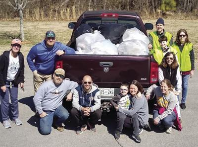 Keep Fairview Beautiful first litte collection event March 6, 2021