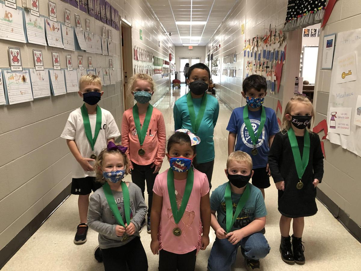 Ila Golden Gators (kindergarteners)