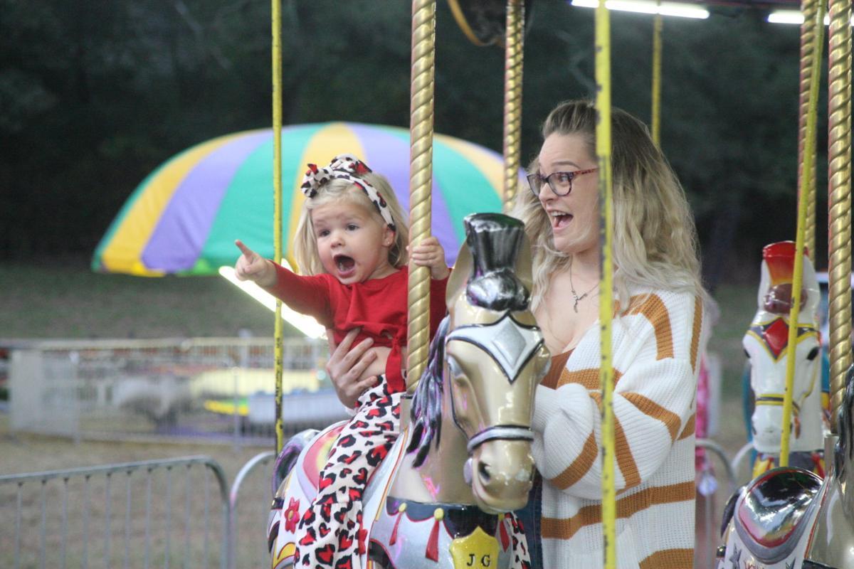 Oh look, the fair!