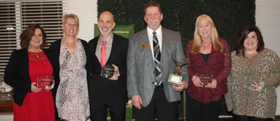 RECOGNIZED BY CHAMBER