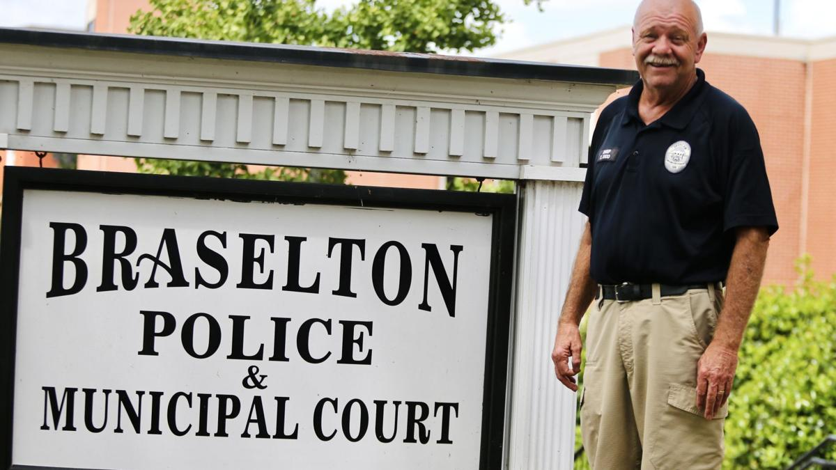 'The town has been great to me': Braselton police chief reflects on 30-plus years on the job