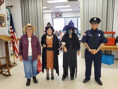 Senior Center Halloween Costume Contest winners announced