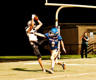 Whiting touchdown