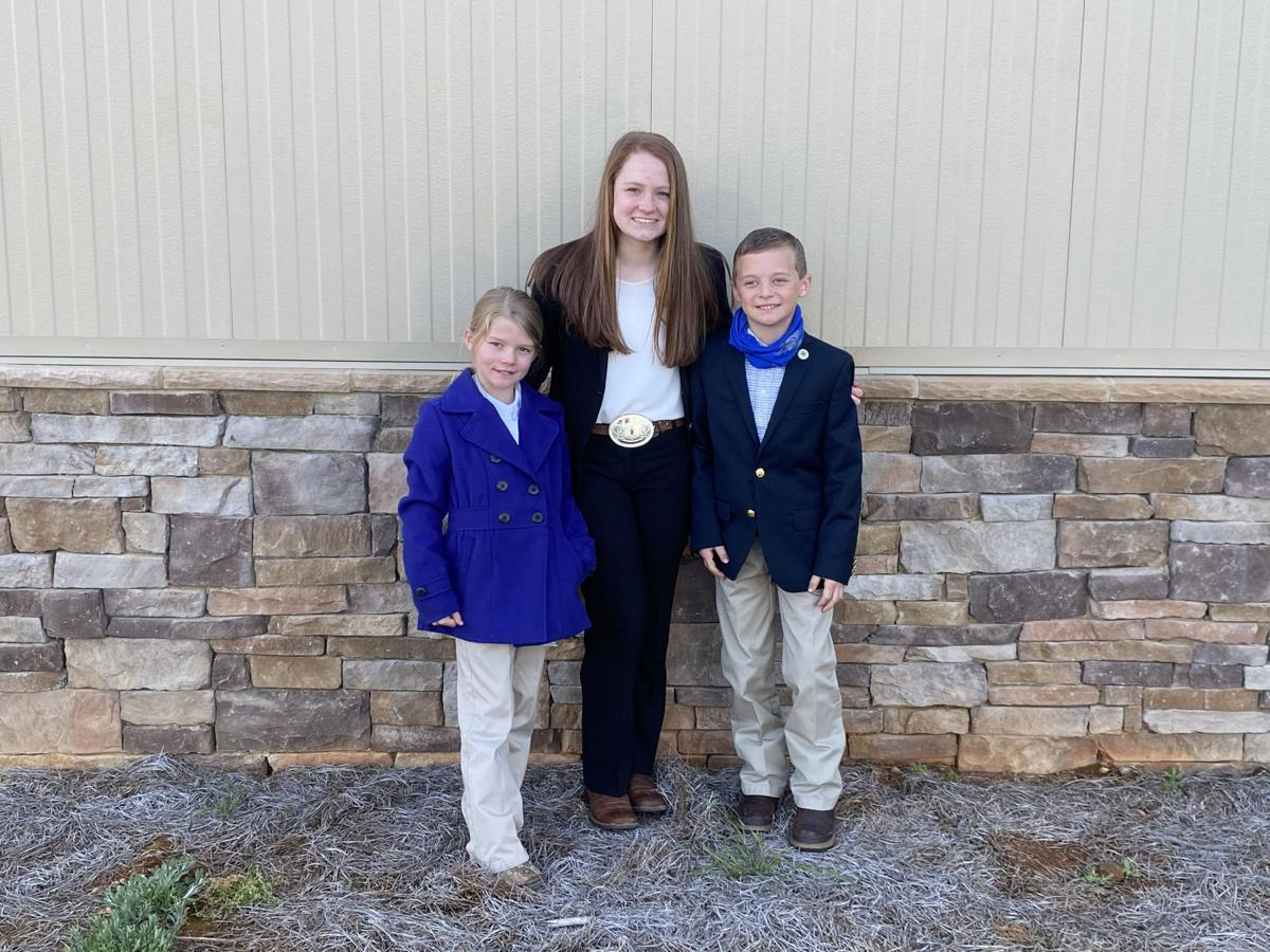 4-H team wins state livestock judging contest