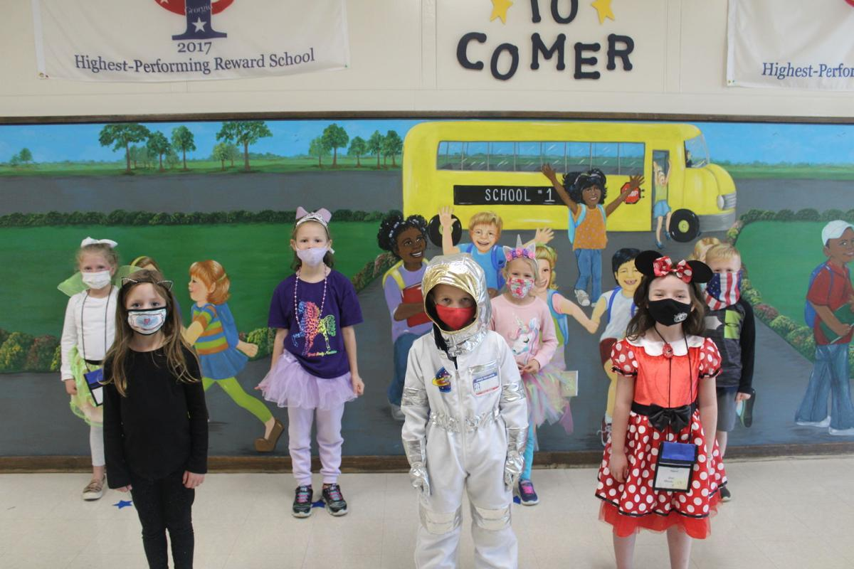 Comer Star Students (first grade)
