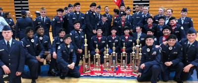 JHS AFJROTC wins southeast region meet