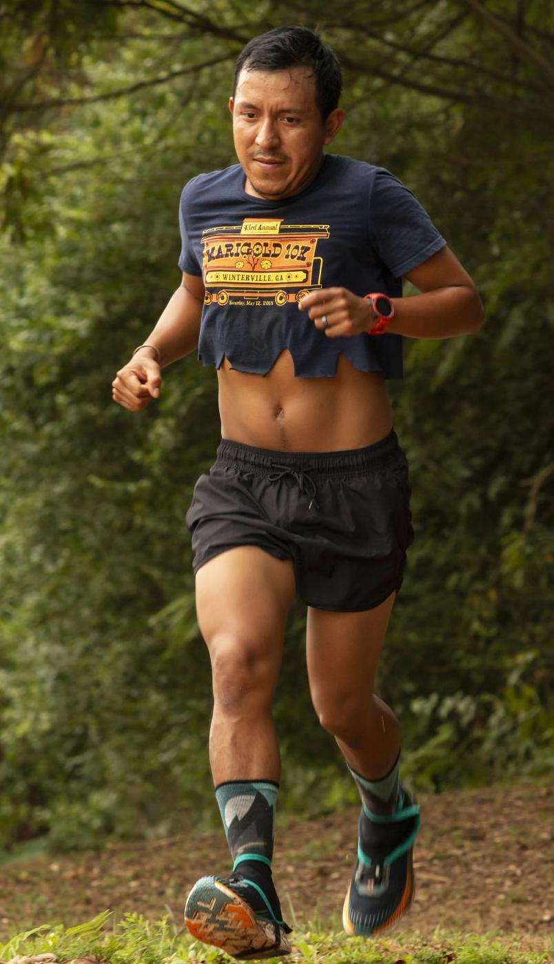 Running for Ricardo