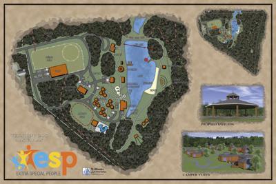 Design plan Camp Hooray