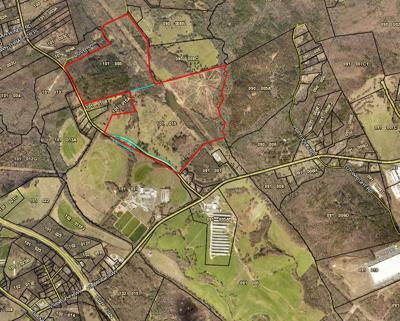 Pendergrass development area