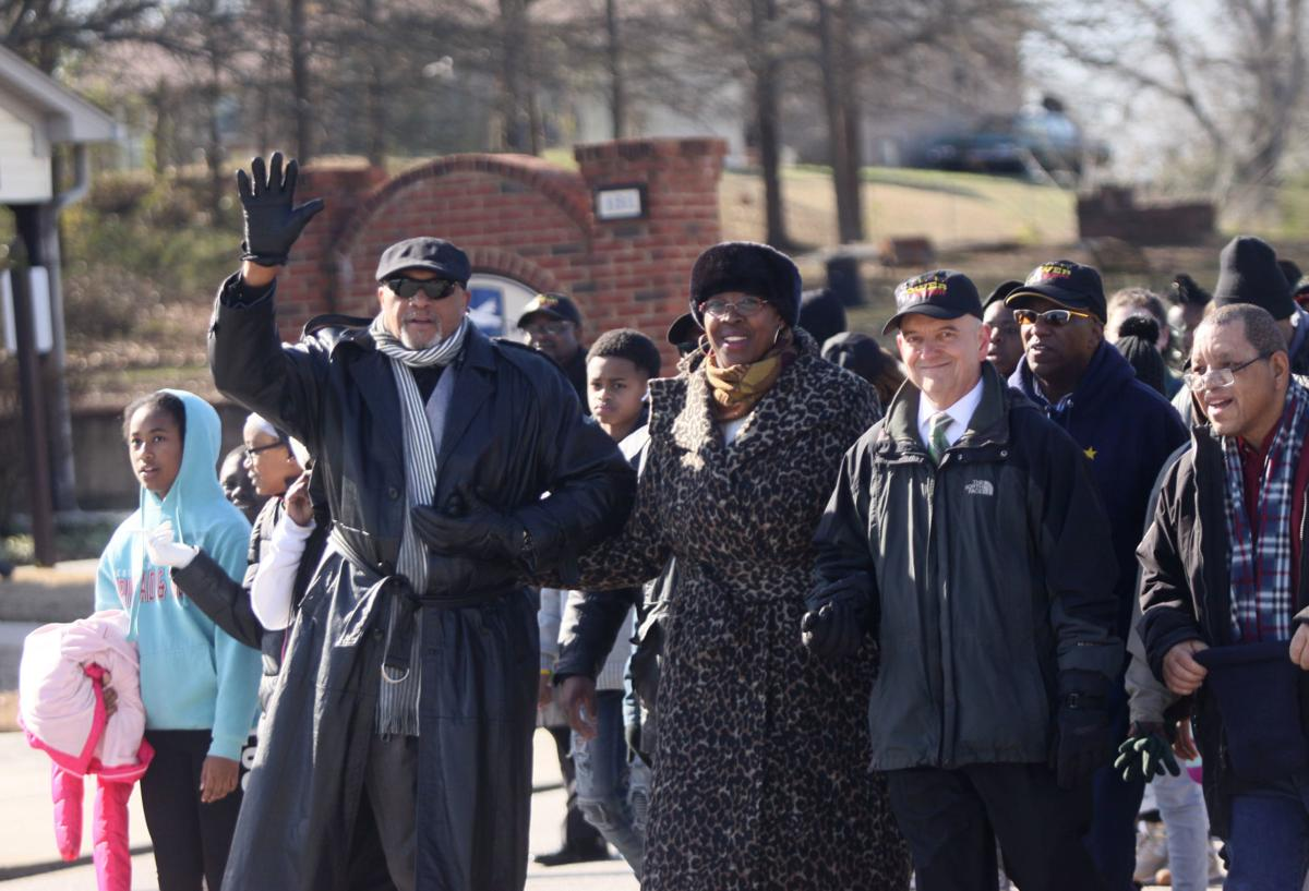 Annual march, observance ceremony held in winder