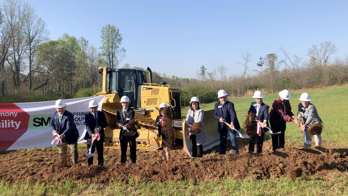 Officials break ground on future Spring Mountain Center headquarters in Barrow