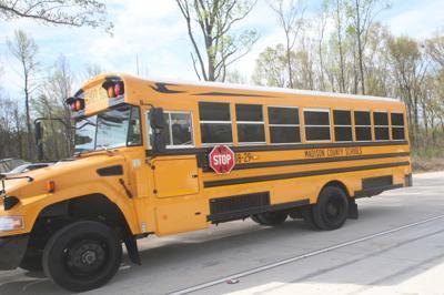 Madison County school bus